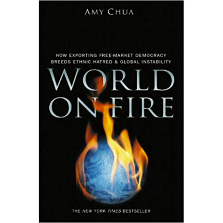 World On Fire: How Exporting Free-market Democracy Breeds Ethnic Hatred and Global Instability